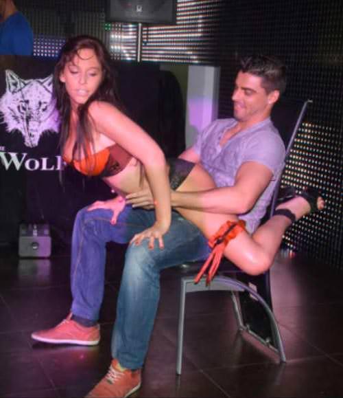 Gogo danseuse EVG Lyon