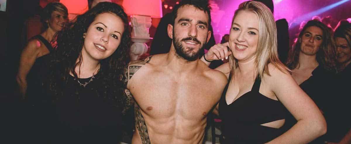 Show striptease Lyon
