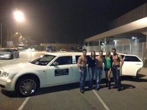 strip-tease limousine lyon