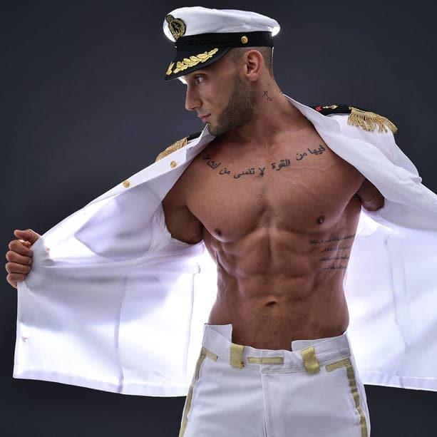 Stripteaseur Valence