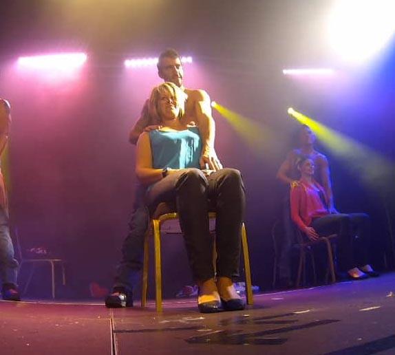 Show striptease soirée filles région Rhône-Alpes
