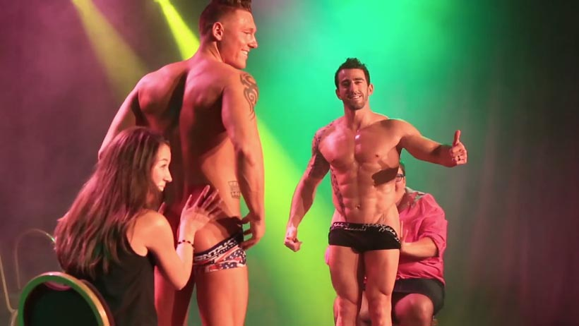 Spectacle Chippendales Casino