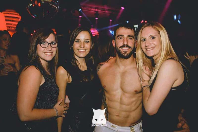 Stripteaseur Lyon Mathéo