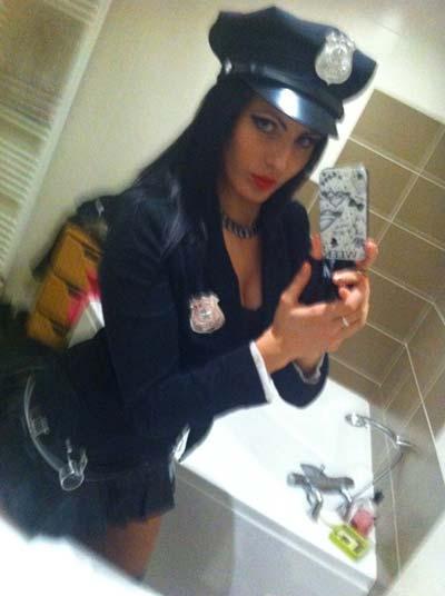 Show costume policière